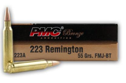 PMC Bronze .223 55 gr