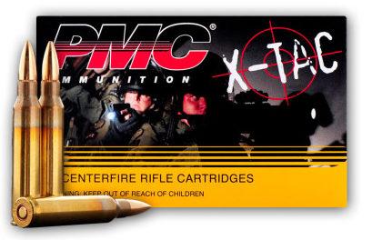 PMC X-TAC XP193 55 gr 1000 Rounds