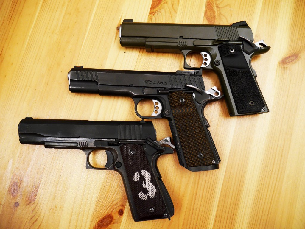 9mm vs  45 ACP [Debate Finally Settled] - Pew Pew Tactical
