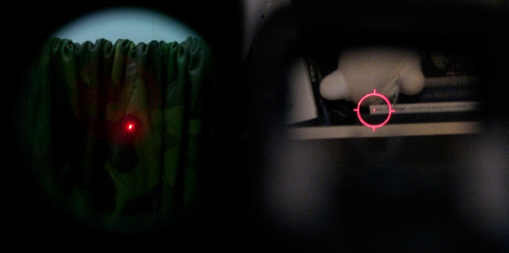 Aimpoint vs EOTech Reticle