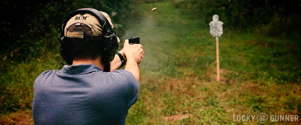 Lucky Gunner Small Pistols