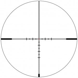 Razor HD 2 Reticle