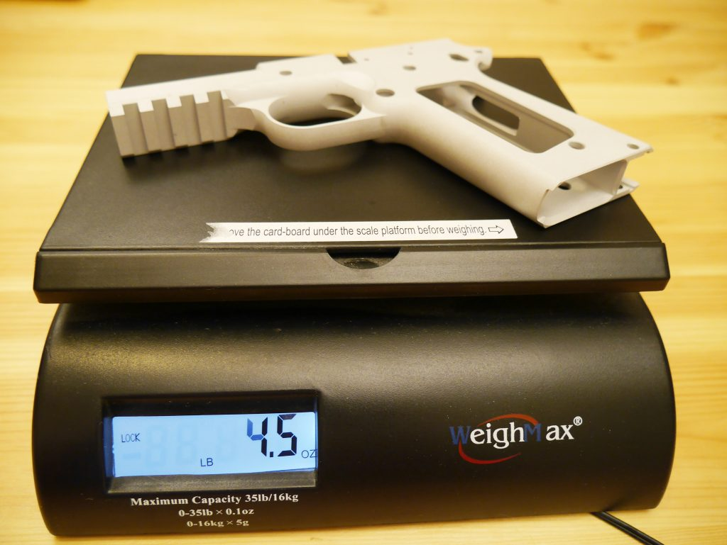 Stealth Arms 1911 Tactical Weight