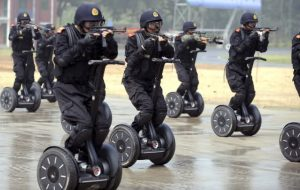 Tacticool Segways