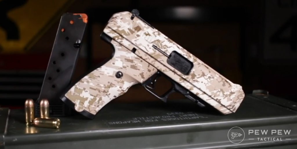 Review] Hi-Point  45 ACP : Clunky But Runs - Pew Pew Tactical