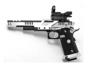 Competition 1911 with Red Dot