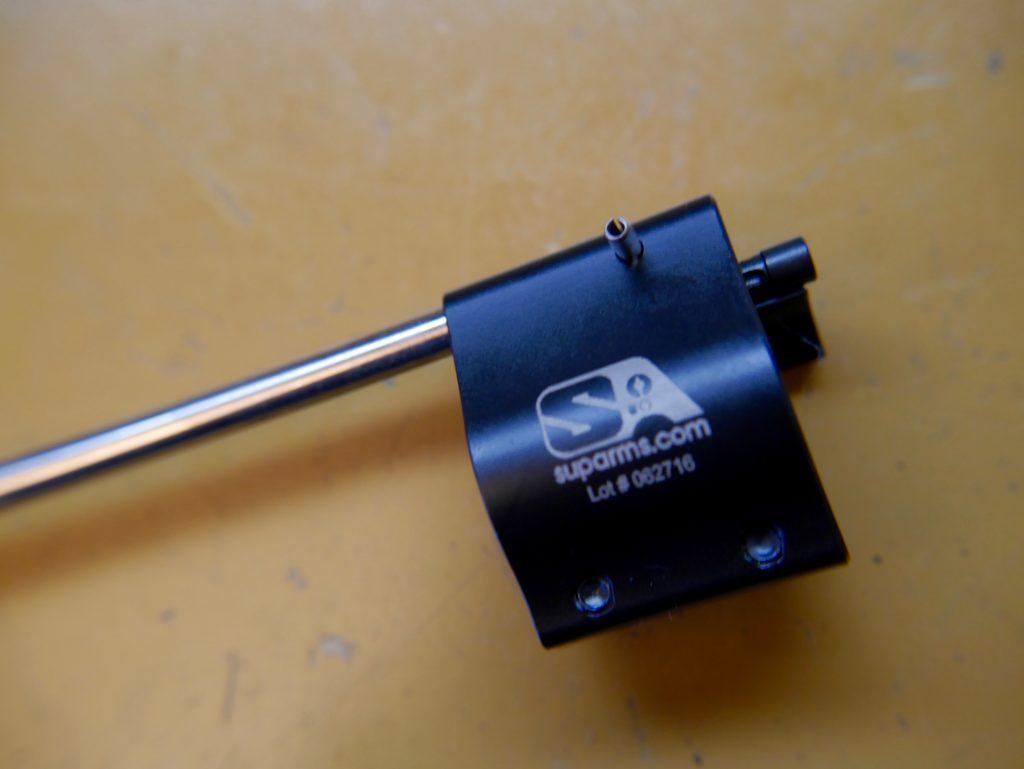 Pin Gas Tube