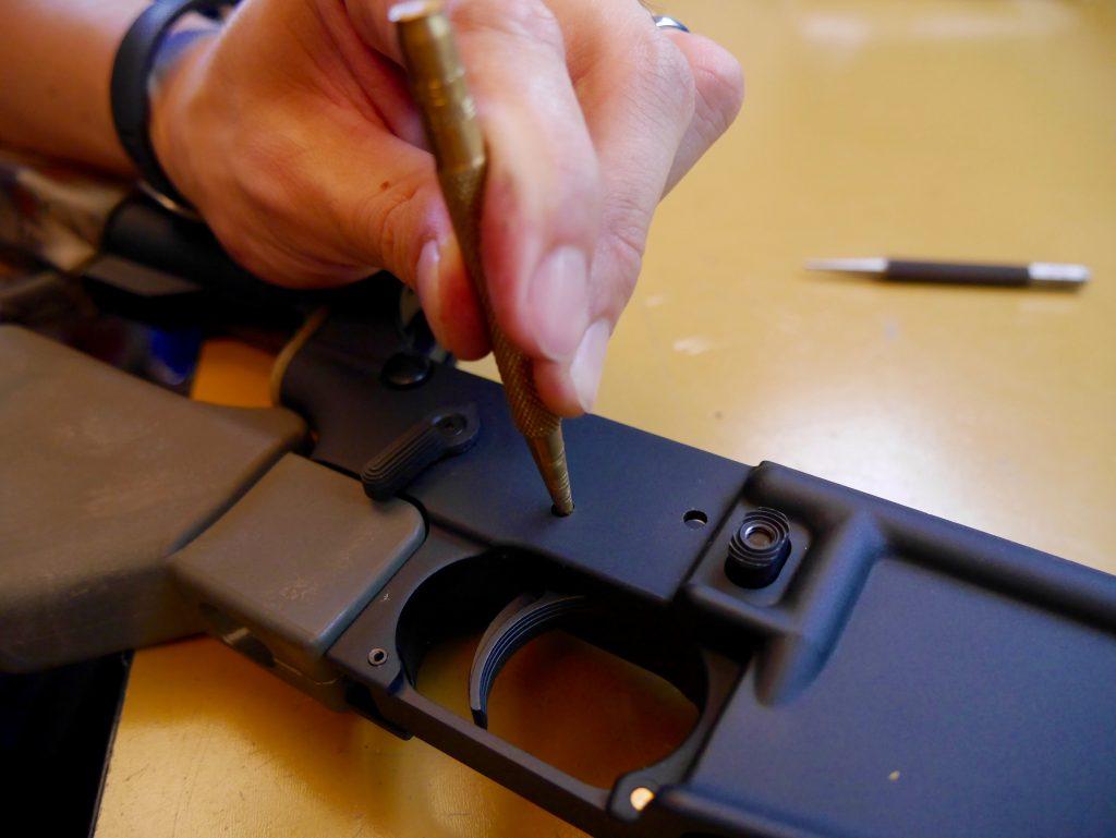 Remove Second Trigger Pin