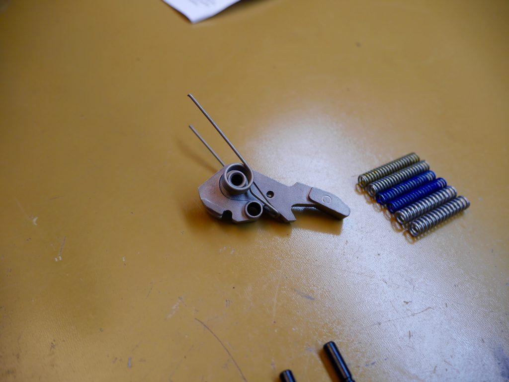 Install Spring on Trigger