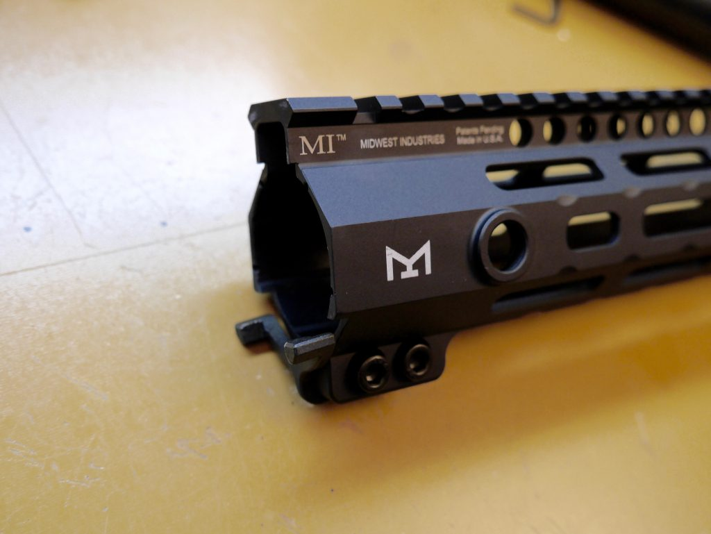 Midwest Handguard Mount