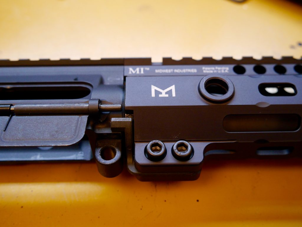 Midwest Handguard Attached