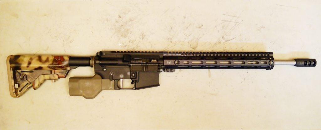 Ultimate 3 Gun Rifle Build