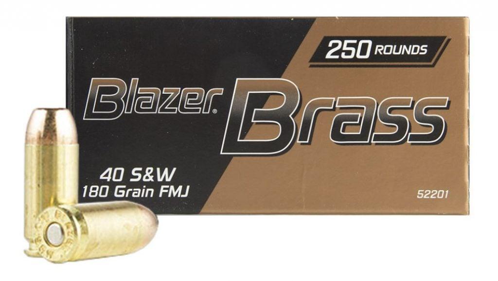 Blazer Brass .40