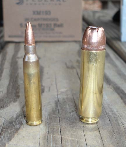 Bottleneck Caliber vs Straight Wall Caliber