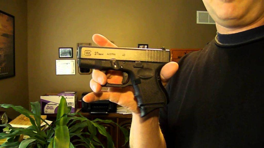 Glock 27 Size