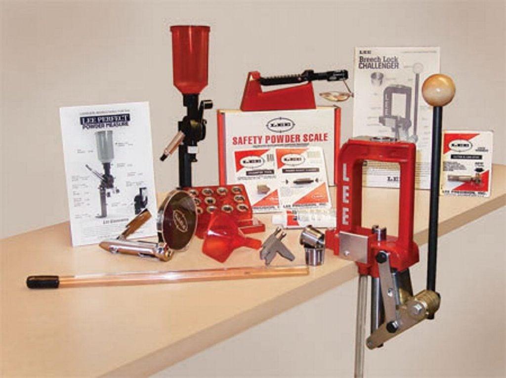 Lee Breech Lock Single Stage Kit