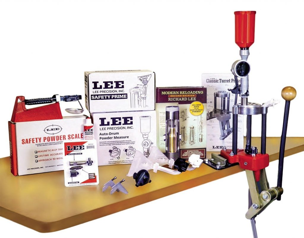 Lee Turret Press Kit