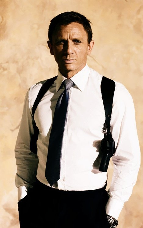 007 Shoulder Holster