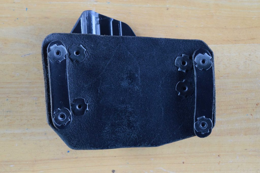 Alien Gear Cloak Slide, Back