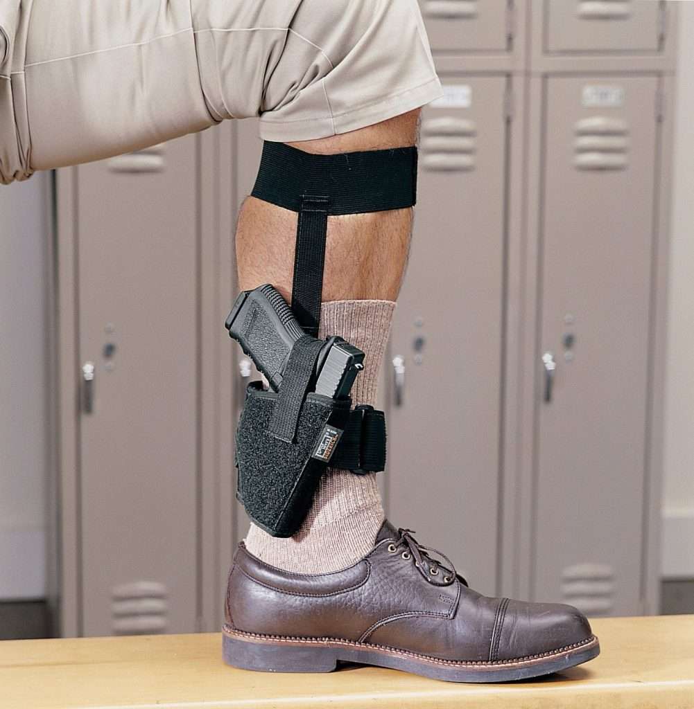 Ankle Holster from Uncle Mike