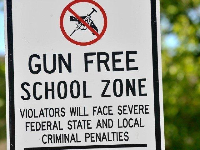 Gun Free School Zone, Breitbart