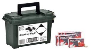 American Eagle .45 ACP and Ammo Box