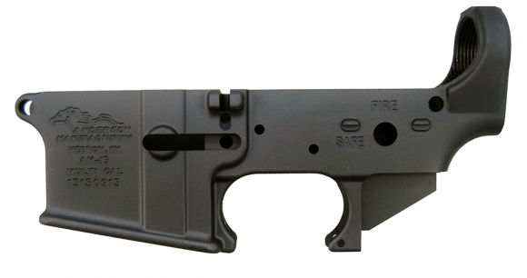 Anderson Lower Receiver