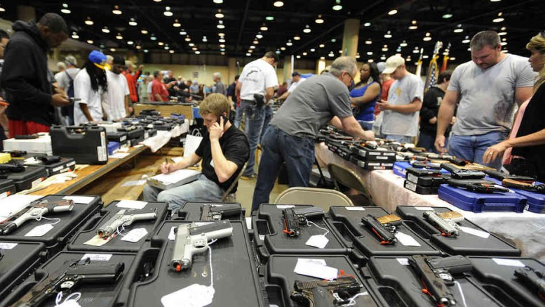Gun Show Sales with FFL