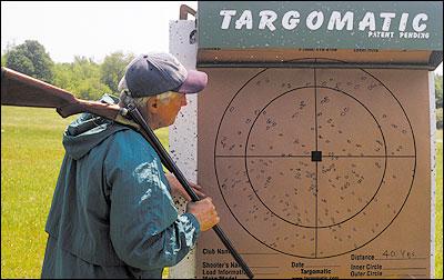 Patterning a Shotgun