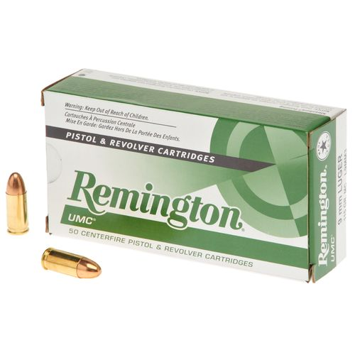 Remington UMC 9mm