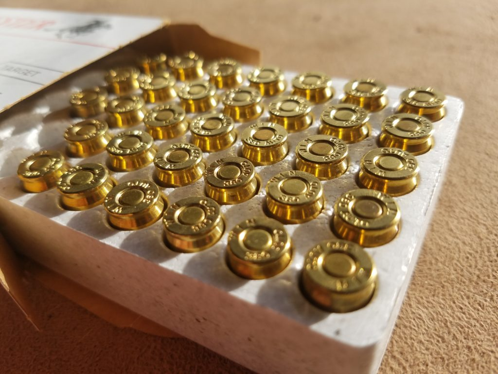 .380 ACP Plinking Rounds