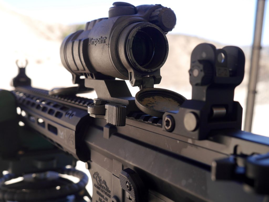 Aero Upper with Aimpoint