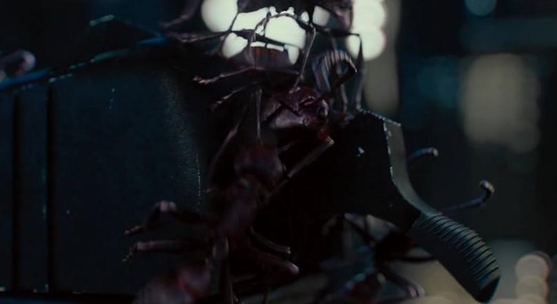 Ant Man, Glock Hammer