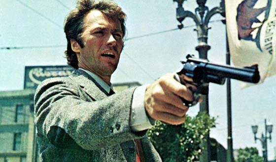 Dirty Harry and His .44 Magnum