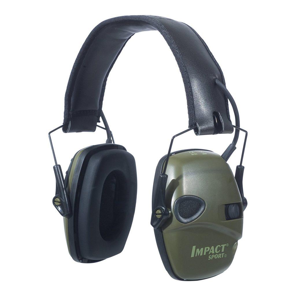 Electronic Earmuff