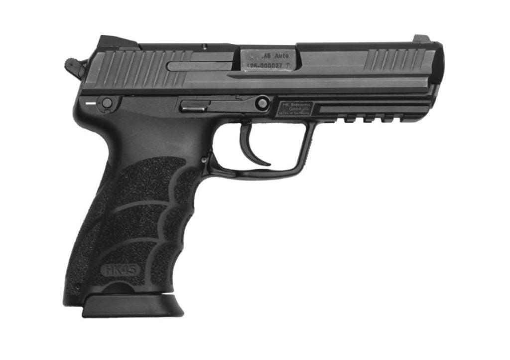 7 Best Non-1911 .45 Pistols - Pew Pew Tactical