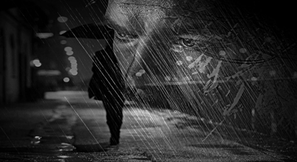 Man In the Rain, Claudia Dee