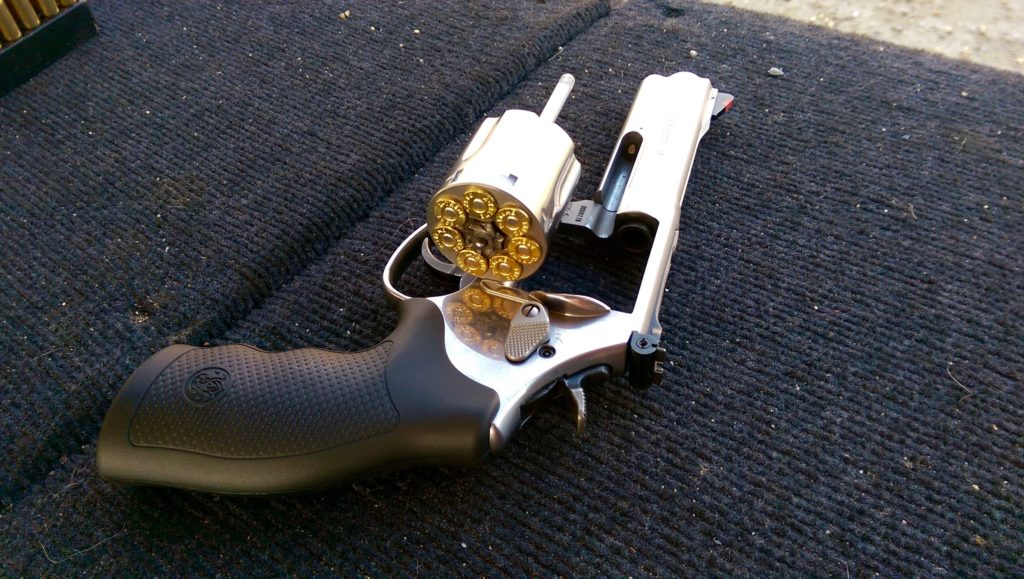 S&W 686 Smooth as Glass