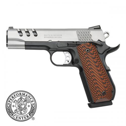 S&W Performance Center 1911