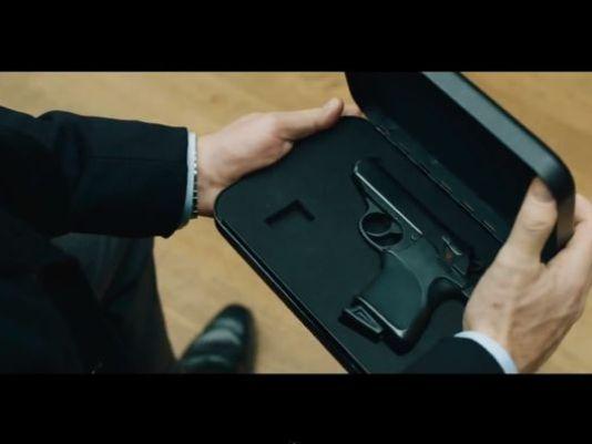 Smart Gun, James Bond Skyfall