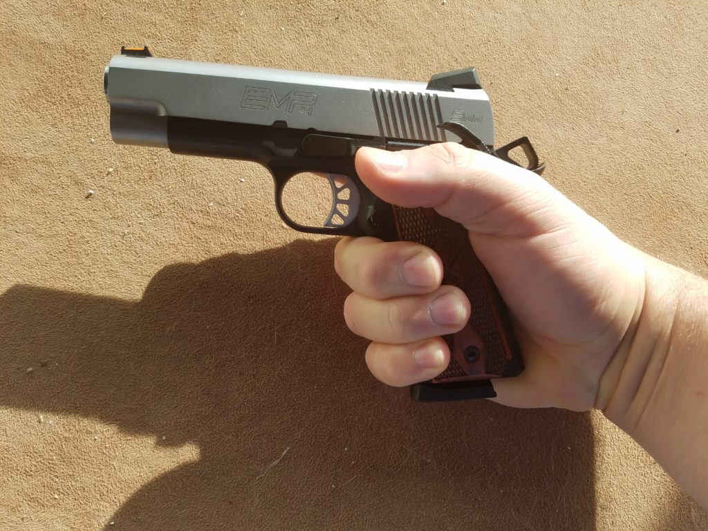 Springfield with High Grip