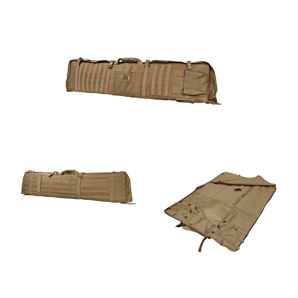 VISM Rifle Case and Shooting Mat