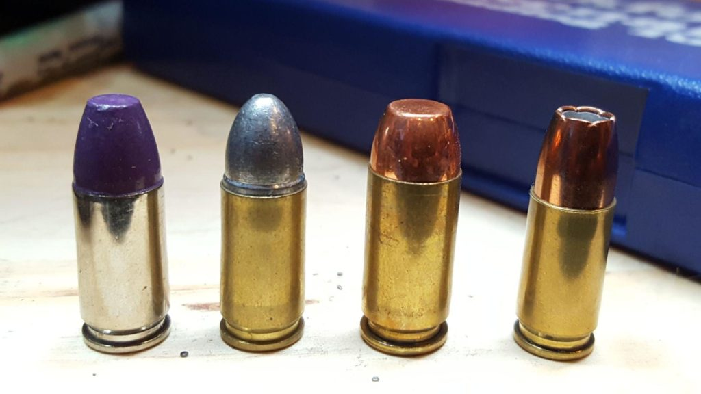 Different Bullet Profiles & Coatings