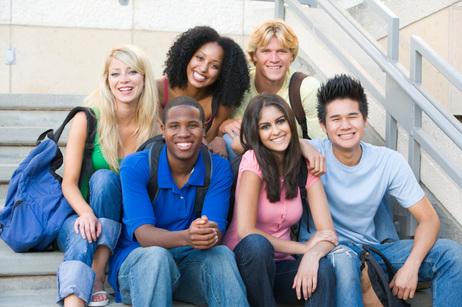 Generic College Diversity Picture