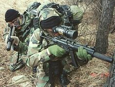 MP5SD with Specops