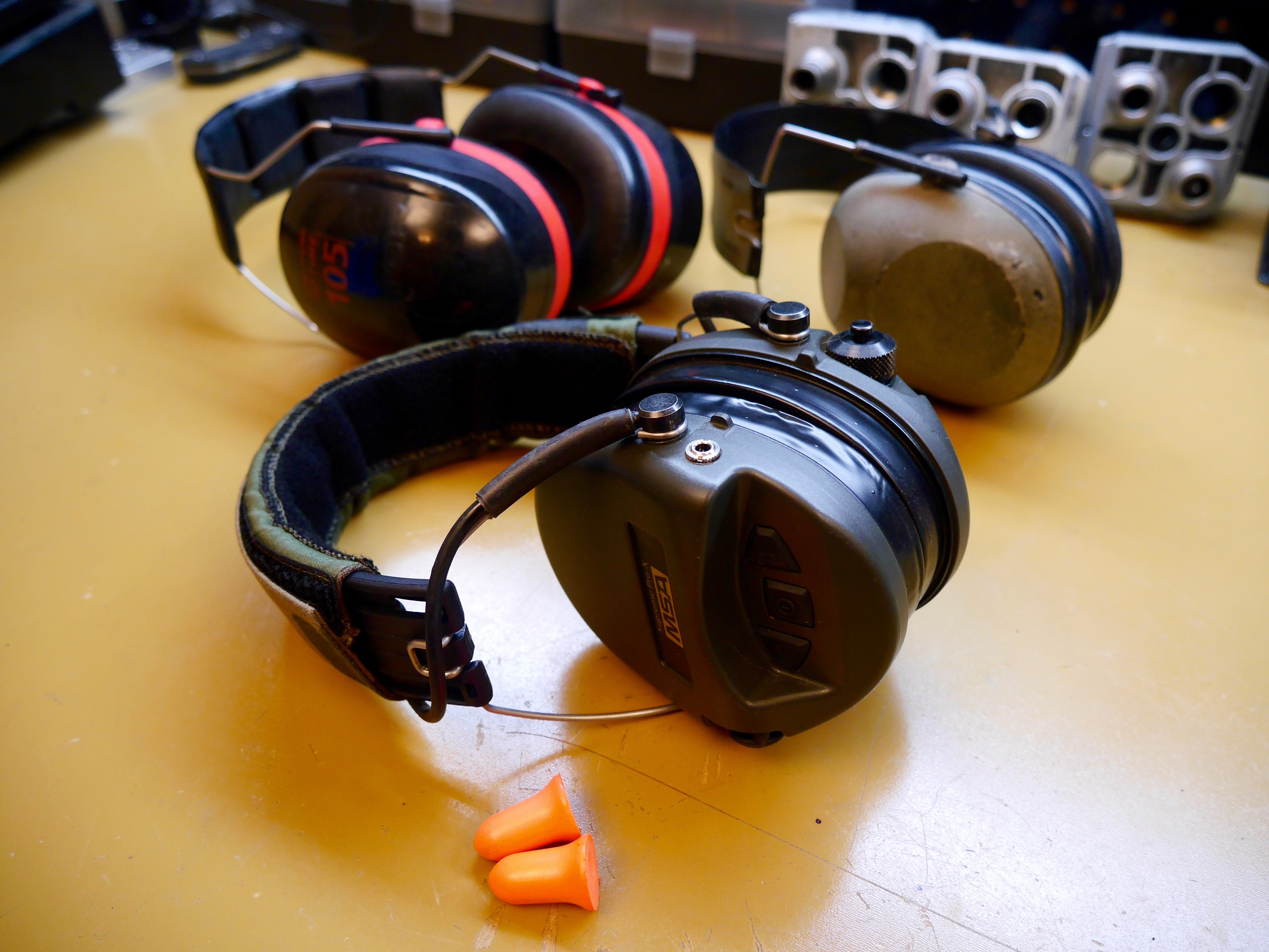 Best Electronic Hearing Protection Shooting [2018]: Ear Muffs - Pew Pew Tactical