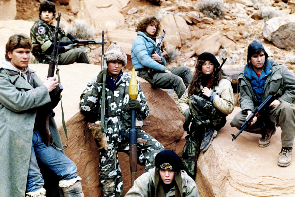 Red Dawn, The Original Version
