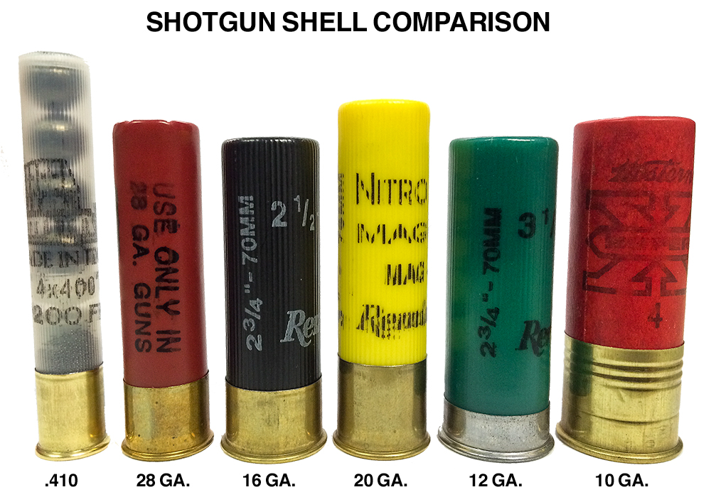 Shotgun Shell Comparison, Extraordinary Ammo