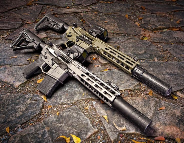 Suppressed .300 Blackout