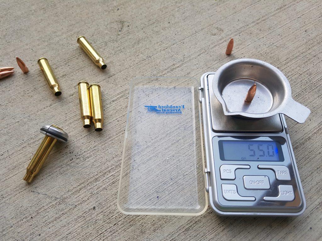 223 Bullets